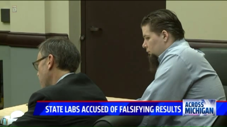 Fox 17 MSP Crime Lab Falsifying Reports_KomornLaw 01