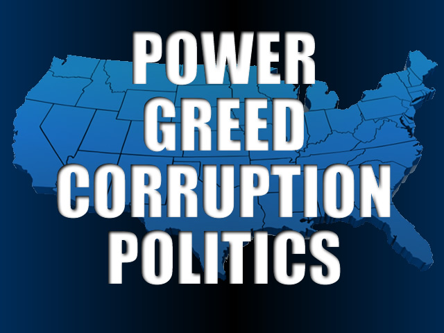 greed through the power of corruption The greed for money, power and control has been pervasive throughout history  everything was there for adam but still he commits sin because of his greed it goes through abel and cane even .