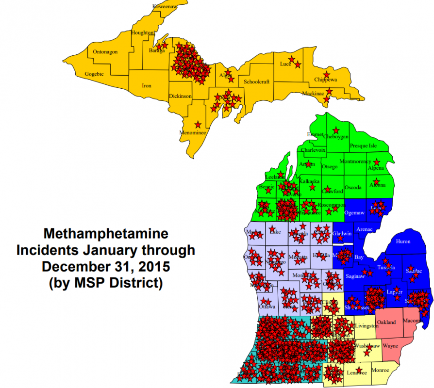 Michigan Methamphetamine Defense Komorn Law