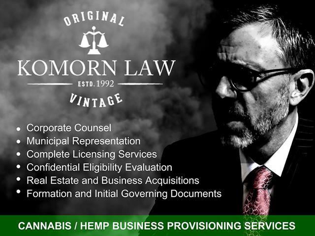 Komorn Law legal representation