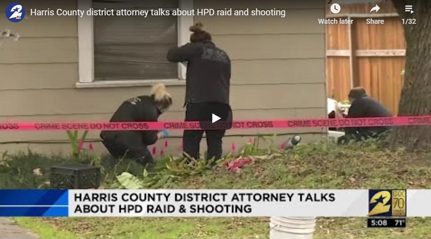 Harris County Botched Raid-komornlaw