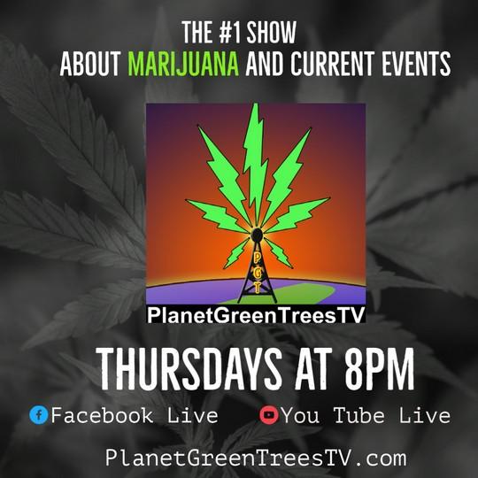 Planet Green Trees TV